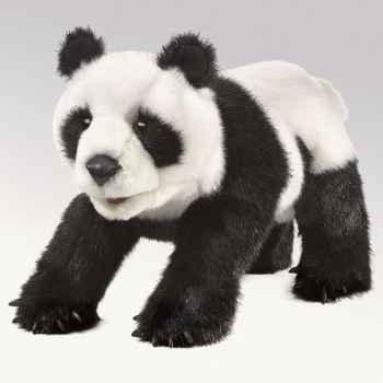 Marionnette peluche, petit panda -2364