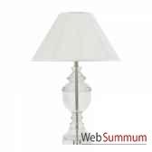 lampe de table noble eichholtz lig07225