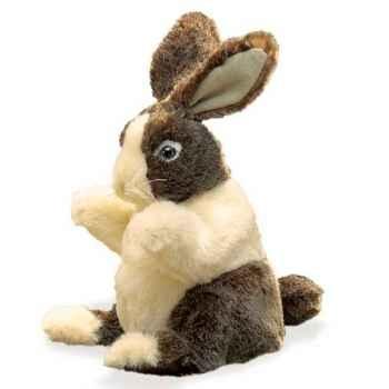 Marionnette peluche, bébé lapin Dutch -2571