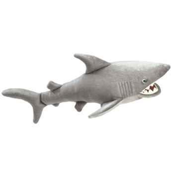 Marionnette peluche, Requin -2064