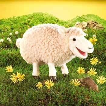 Marionnette peluche, Mouton à laine -2406