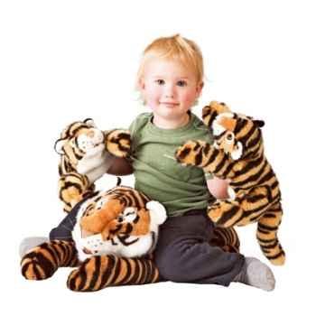 Marionnette peluche, bébé tigre -2583