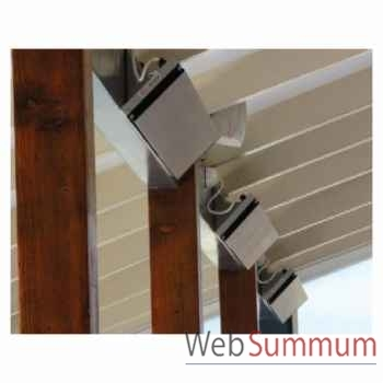 Chauffage extérieur Radiant Strip Heater 1800w -HEA002