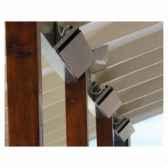 chauffage exterieur radiant strip heater 2400w hea003