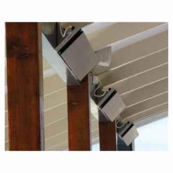 Chauffage extérieur Radiant Strip Heater 2400w -HEA003