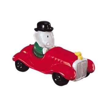 Figurine babar en voiture-61241