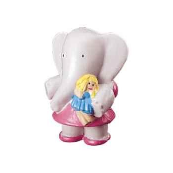 Figurine flore poupée-61245