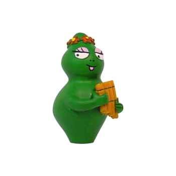 Figurine barbalala et sa flûte-65629