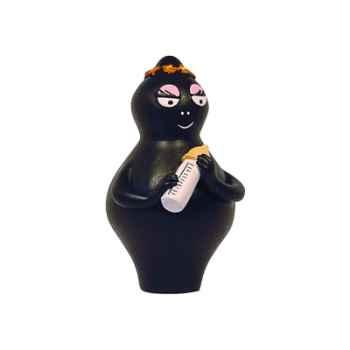 Figurine barbamama biberon-65626