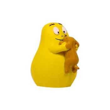 Figurine barbidou et son chien-65623