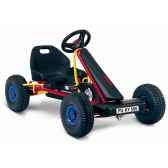 karting a pedales rouge f 5003513