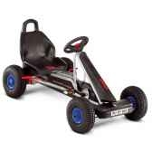 karting a pedales argent f 6003628