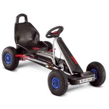 Karting à pédales argent F 600L -3628