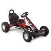 karting a pedales argent 3 vitesses f 1ls 3928