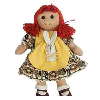Poupée chiffon MyDoll Lisa Les Petites Marie-CMC011