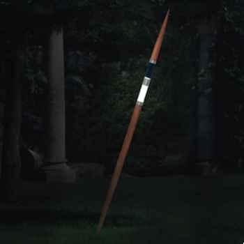 Luminaire Solaire Athen Elumin - LSW-01
