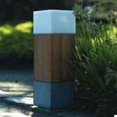 luminaire solaire cubus elumin lsw 03