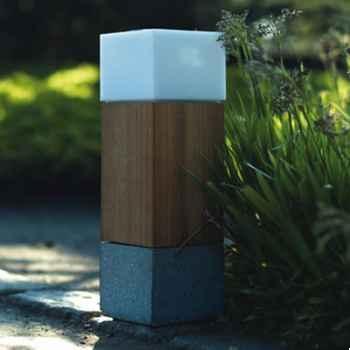 Luminaire Solaire Cubus Elumin - LSW-03