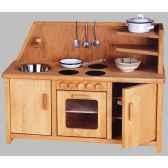 cuisine de maison de poupee schoellner 3008