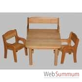 table de maison de poupee schoellner 3010