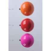 boule plastique uni neon 3cls 200 mm kaemingk 22481