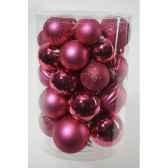 boules pmix rose kaemingk 23178