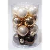 boules verre mix perles 35 mm kaemingk 13313