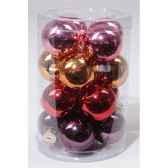 boules verre mix master 35 mm kaemingk 13320