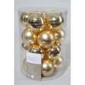 boules machine uni brilmat 60mm or clair kaemingk 140214