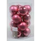 boules machine uni brilmat 80mm rose kaemingk 140723
