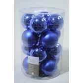boules machine uni brilmat 80mm bleu de cobalt kaemingk 140725
