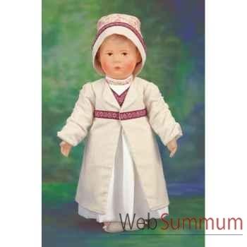 Kathe Kruse®  - Poupée de collection Doll I,  Henriette,  édition limitée-43801