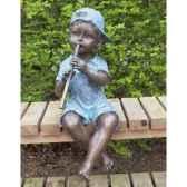 garcon avec flute an1391brw v