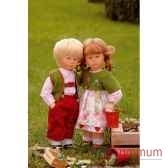 poupee collection kathe kruse pummelchen jack of hearts 40801