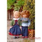 poupee collection kathe kruse puppe xii mechthild 47801