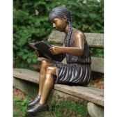 fille lisant b782