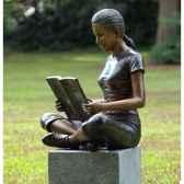 fille avec livre b950