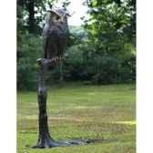 hibou sur branche b57490