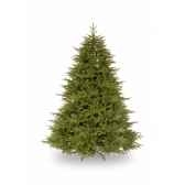 sapin poly deluxe fraser fir hinged tree h198cm van der gucht 31pdlf65