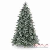 sapin poly frosted colorado spruce hook on h152cm van der gucht 31pecsf50