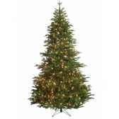 sapin poly hillcrest fir tree 400 lv sw led h183cm van der gucht 31hpehf60l