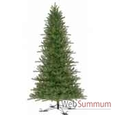 sapin stockholm outdoor pe hinged h198cm 400 led ip 44 van der gucht 31sto198l