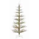 sapin deco tree gold wrapped h152 van der gucht 31wdtg152