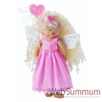 Kathe Kruse®, Poupée Waldorf Mini It\'s Me Ange de l\'amour - 38385