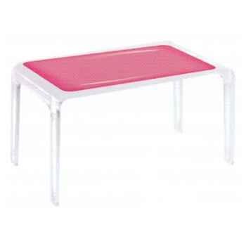 Table Design Baby Polka Bleue Aitali