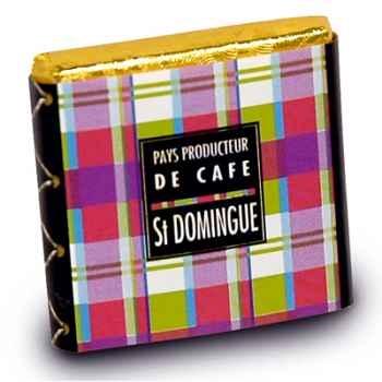Chocolat Collection Pays producteurs de café Monbana -11120171