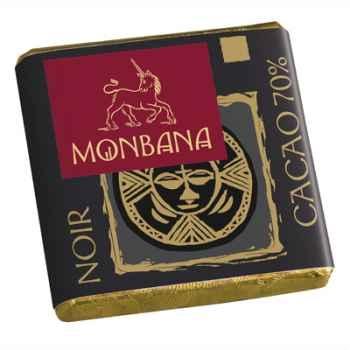 Chocolat Napolitain Noir 70% Monbana -11110895