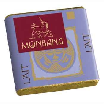 Chocolat Napolitain Lait 33% Monbana -11140009