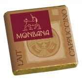 chocolat napolitain lait cappuccino monbana 11160010