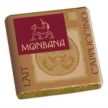 Chocolat Napolitain Lait Cappuccino Monbana -11160010